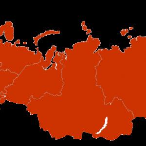 Организация маркетинга в РФ