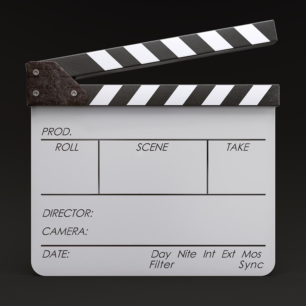 Груба печКинематографическая хлопушка своими руками 75
